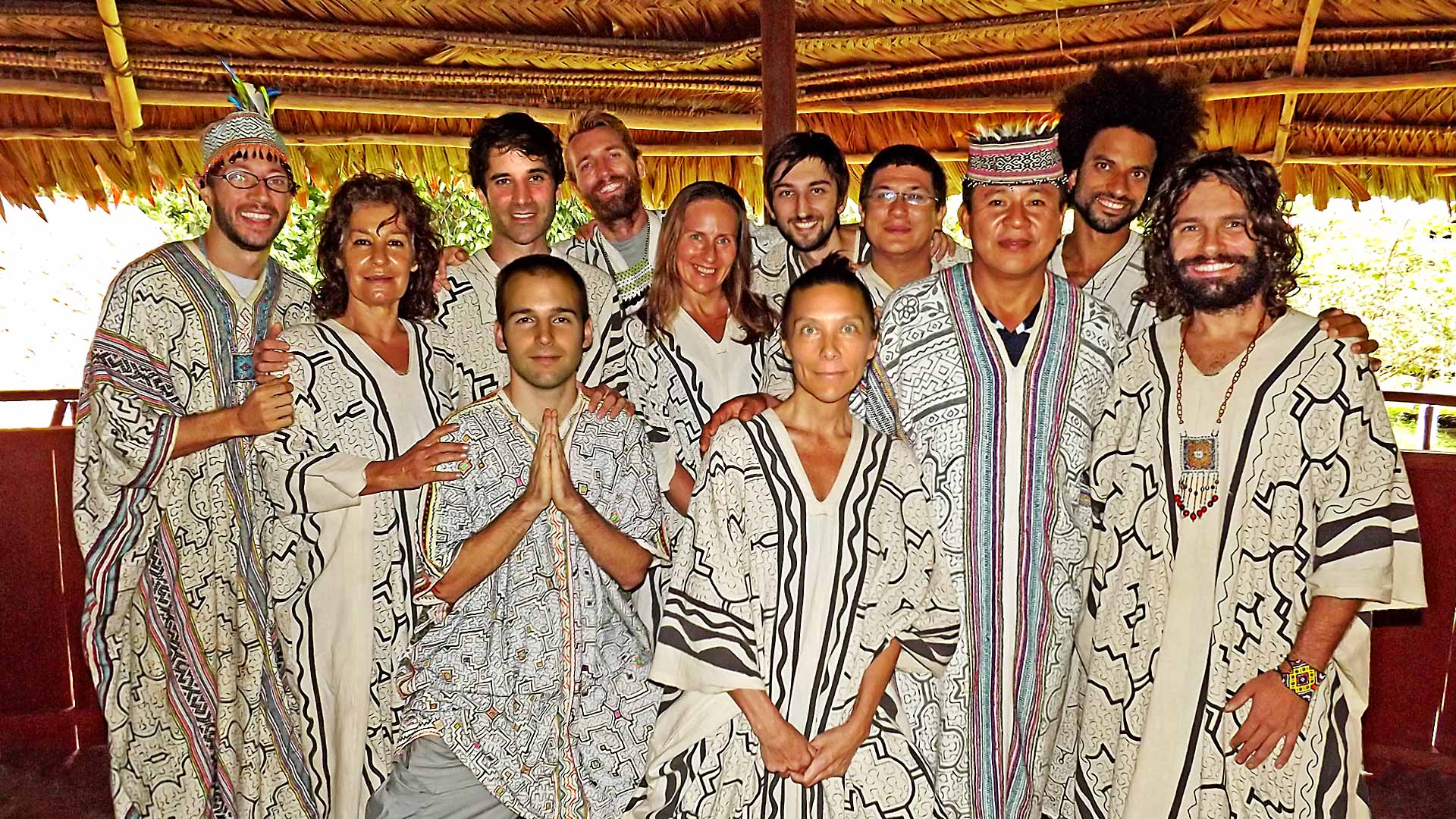 ayahuasca foundation's ayahuasca initiation courses in peru